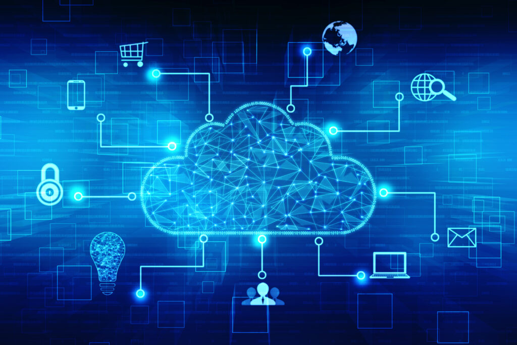 Successful migration of internal infrastructure into the Cloud